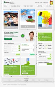 Garanti Credite Ipotecare lansează un site interactiv