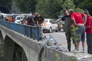 Victimele accidentului din Muntenegru, despăgubite de Omniasig