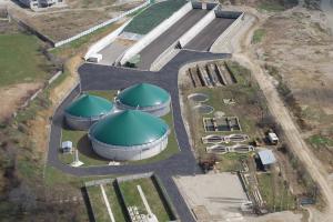 Prima staţie de producere a energiei în cogenerare din România, inaugurată la Filipeştii de Pădure