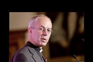 Bancherii, compătimiţi de arhiepiscopul de Canterbury