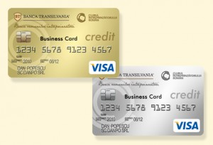 Cardurile business de credit ale Băncii Transilvania, incluse în programul de loialitate Star BT