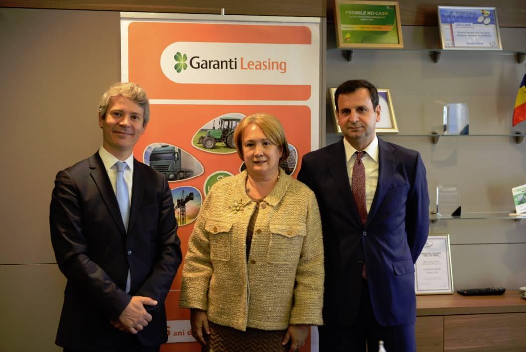 Garanti Leasing obține de la IFC primul împrumut din România  pentru finanțarea energiei regenerabile