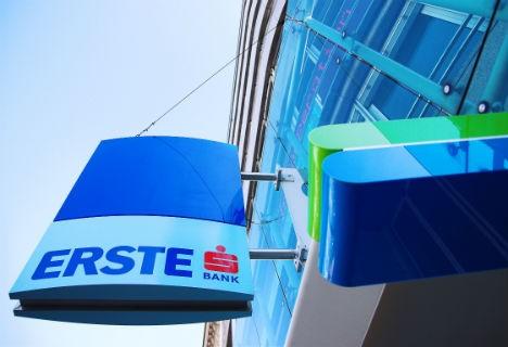 Erste Group raportează profit net de 274,7 mil. EUR în T1 2016