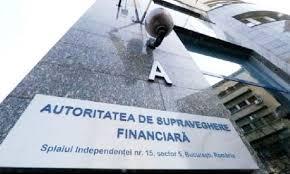 Sancţiunile Consiliul Autorității de Supraveghere Financiară