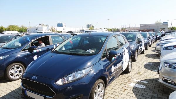 OTP Leasing și Business Lease finalizează contractul de achiziție și servicii pentru peste 170 de vehicule, pentru UPC România