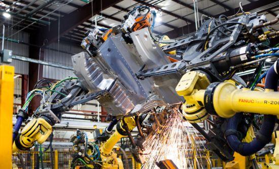 Afacerile din industrie au crescut cu 4,2% în septembrie