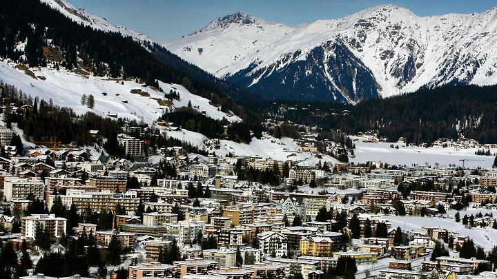 Start pentru o nouă ediţie a Forumului Economic de la Davos