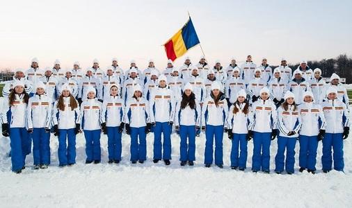 Groupama susține România la Festivalul Olimpic al Tineretului European