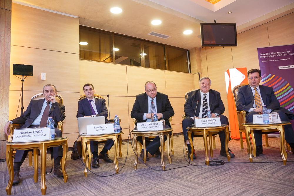 """""""Piaţa Financiară"""" a marcat, într-un eveniment dedicat, împlinirea a 20 de ani de telefonie mobilă digitală în România"""