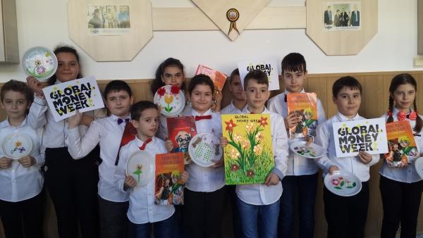 15.000 de elevi din România au participat la evenimentul internațional Global Money Week