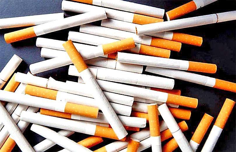 Piața neagră din România a țigaretelor este în ușoară scădere