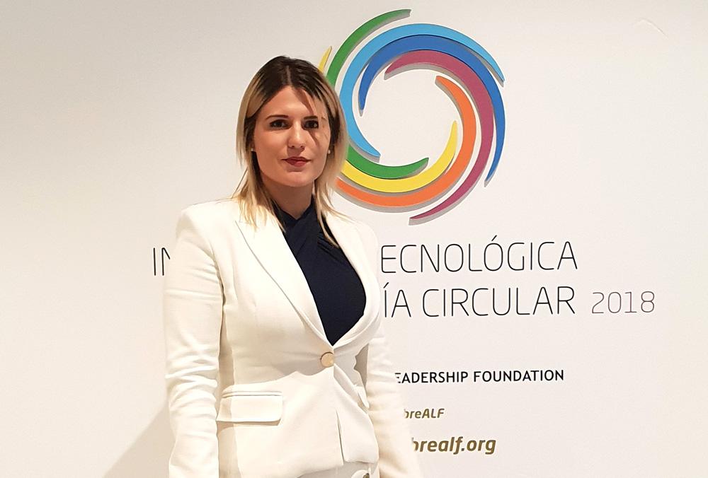 """Karina Ochiș: """"Economia circulară, avantaje pe termen mediu și lung"""""""