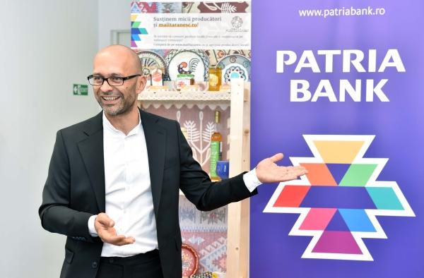Patria Bank a finanțat cu aproape 60 de milioane de euro companiile locale mici și foarte mici