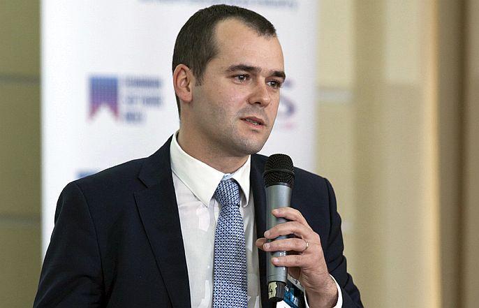 Teodor Blidăruş, premiat la ediţia a XVII-a Galei e-Finance