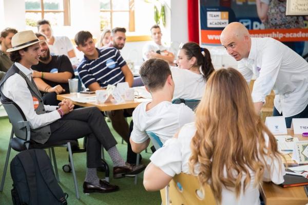 Banca Transilvania susţine EntrepreNation CityStart – competiţia naţională de antreprenoriat pentru liceeni şi studenţi