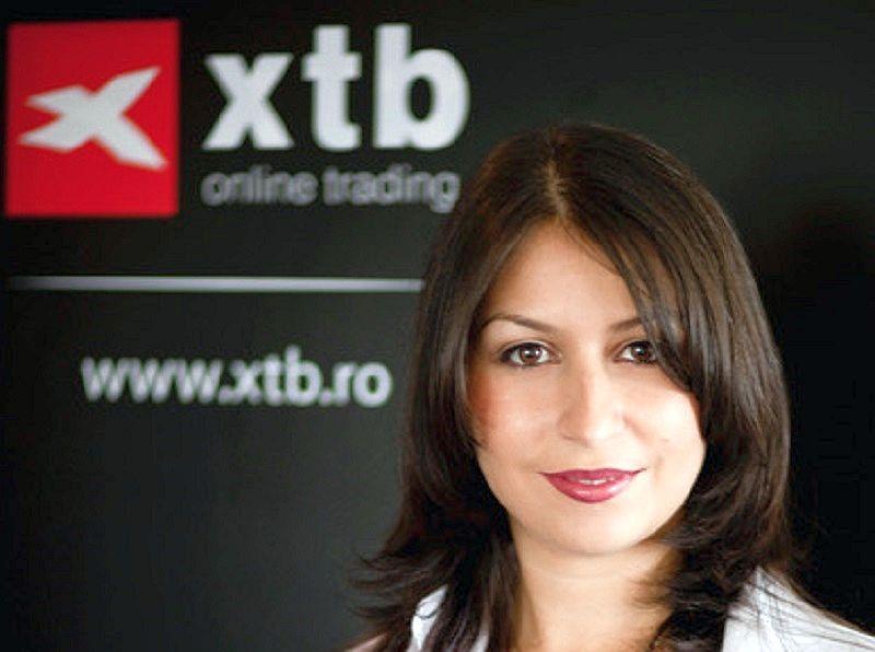 Irina Cristescu preia funcția de director general al XTB România