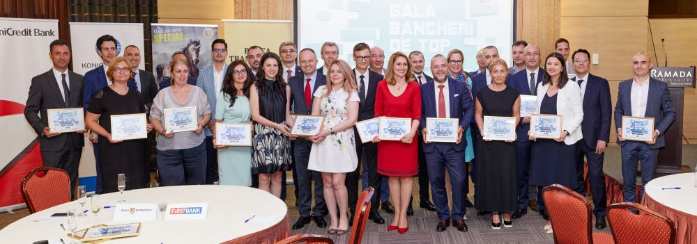 Gala Bancheri de Top, ediția 2019