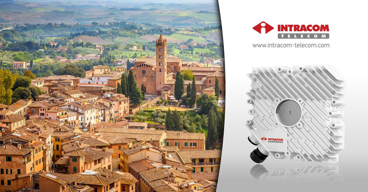 Intracom Telecom furnizează soluția sa avansata de Fixed Wireless Access catre Open Fiber în Italia