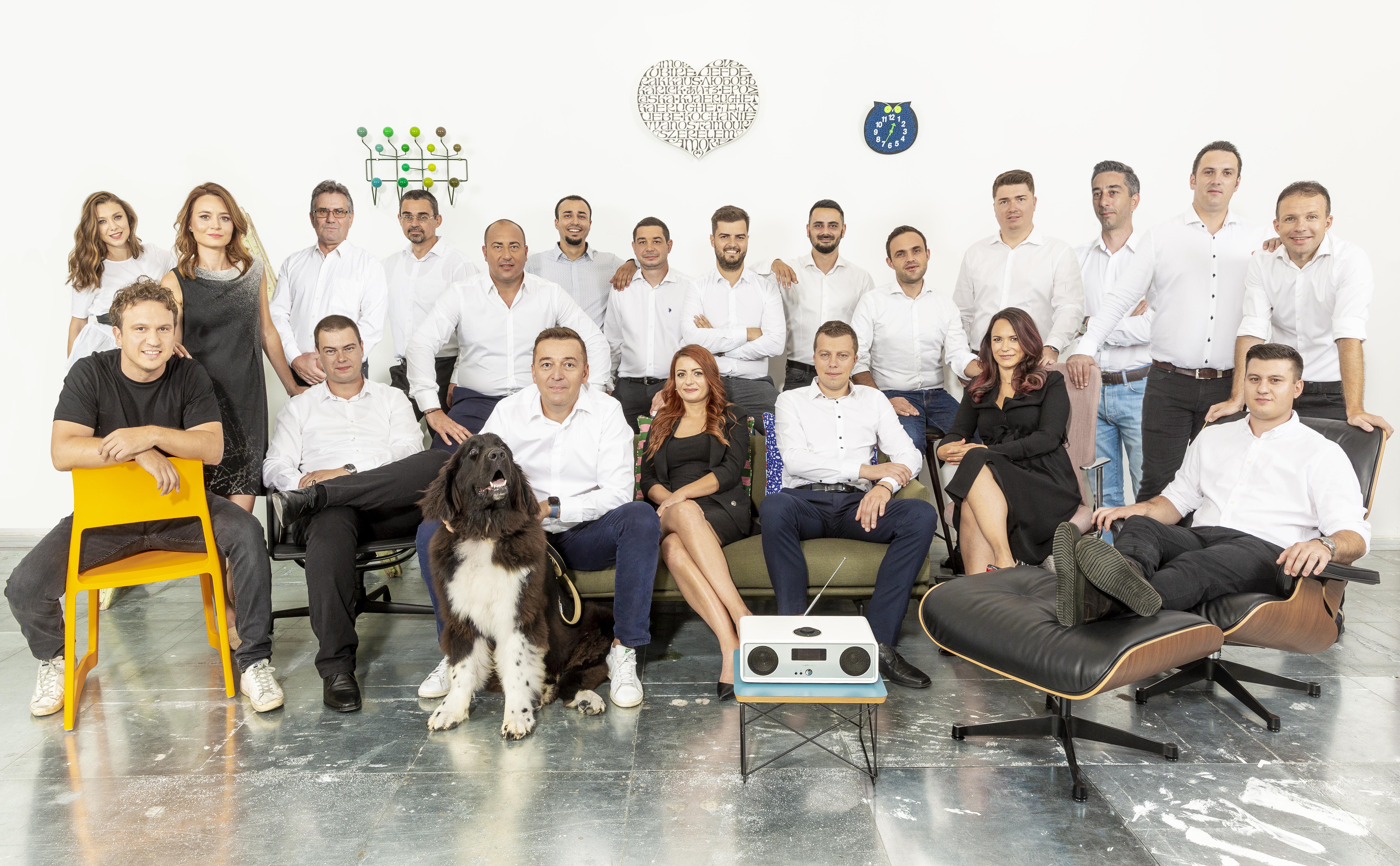 Un nou proiect de anvergură se lansează pe piața de birouri din România