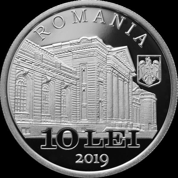 De 100 de ani învățământ de nota 10 la Cluj. BNR marchează momentul aniversar prin batere de monedă