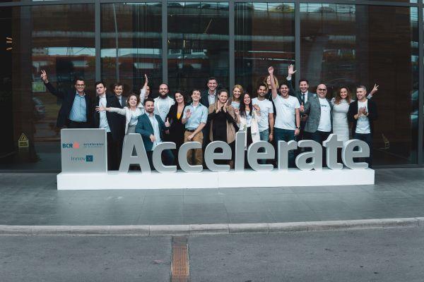 Acceleratorul BCR-InnovX a selectat 5 antreprenori pentru Scaleups, a treia grupă de start-up-uri din tehnologie