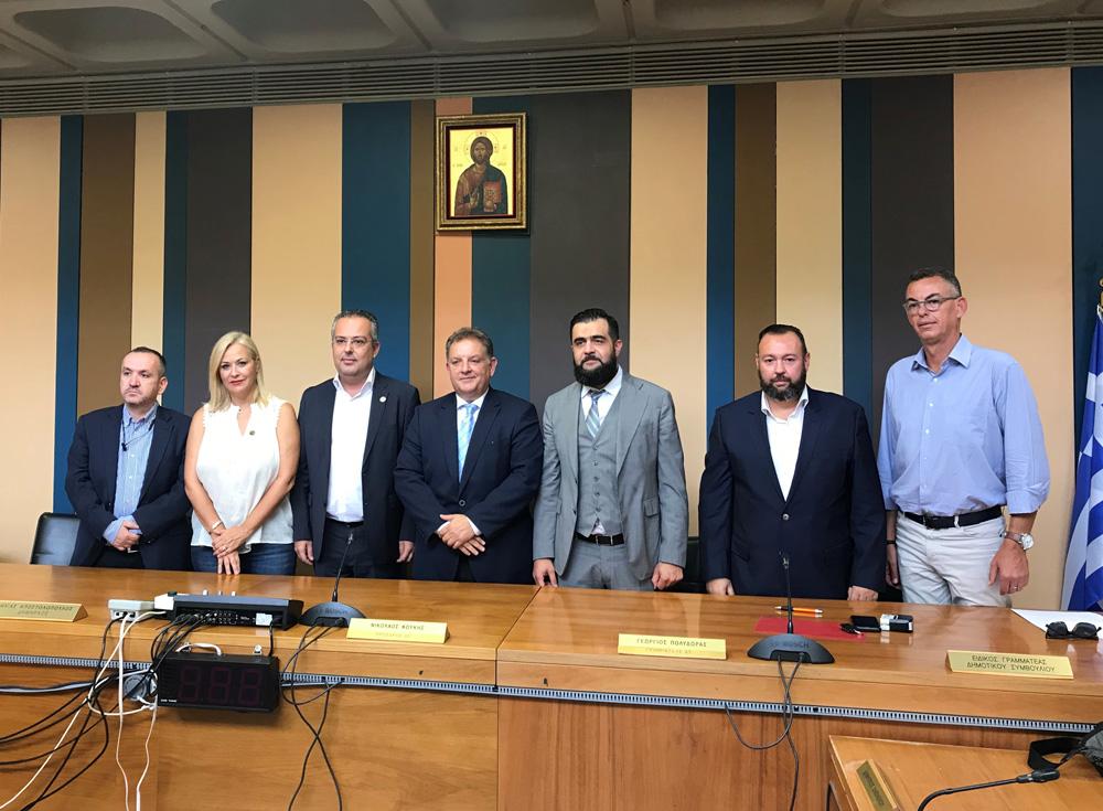 Intracom Telecom iluminează municipalitatea Papagou-Holargos din Atena
