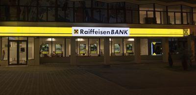 Raiffeisen Banca pentru Locuinţe devine Aedificium Banca pentru Locuinţe, cu Raiffeisen Bank acţionar principal