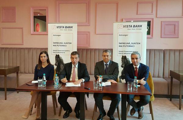 Vista Bank lansează o nouă generație de produse și servicii