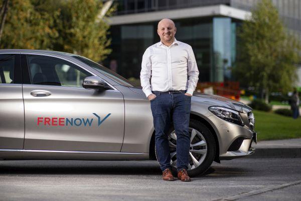 Clever devine FREE NOW, parte a celei mai mari platforme europene de mobilitate urbană deținută de Daimler și BMW