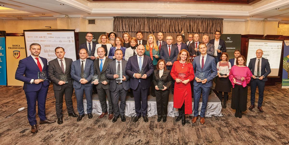 Gala Premiilor Piața Financiară, ediția 2019