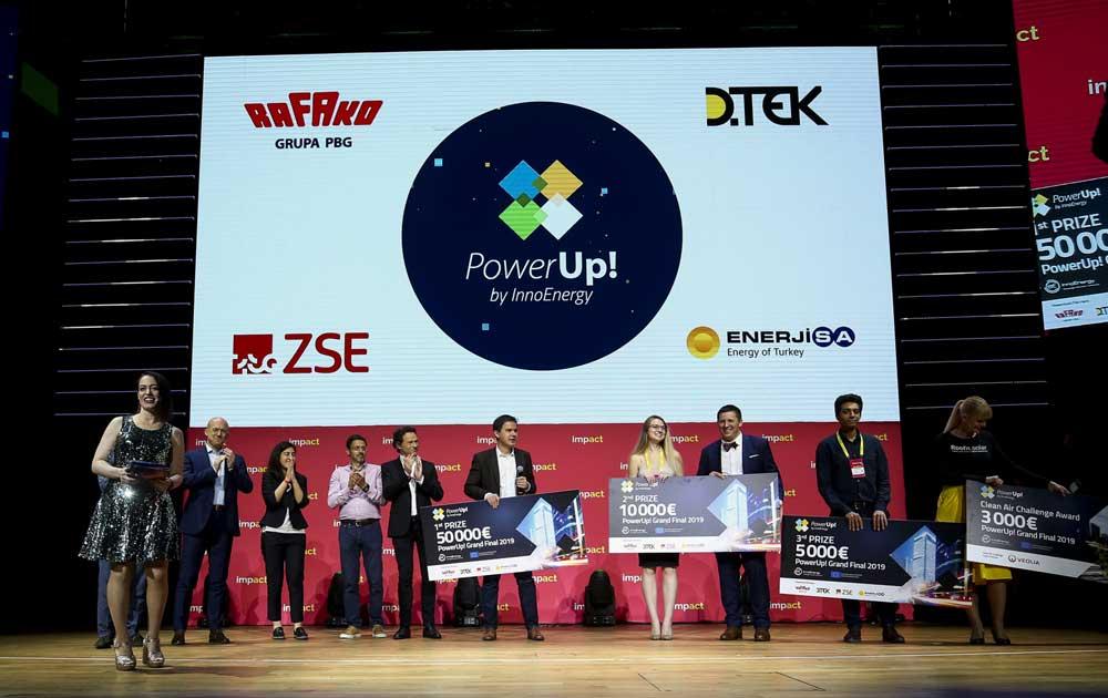 Oferind oportunitatea unor investiții de mai multe milioane de euro, InnoEnergy caută cele mai bune startup-uri, companii în creștere și IMM-uri din România și CEE care să aplice la programul PowerUp! Challenge
