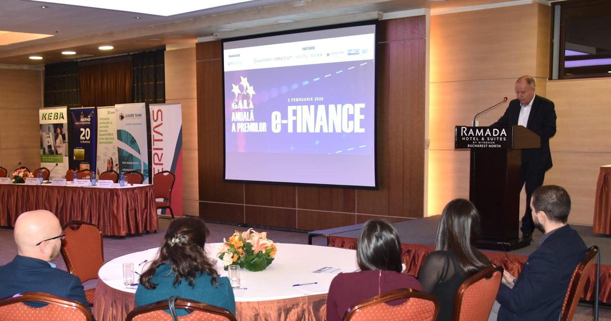 BIND de la NBD, premiat la ediţia a XVII-a Galei e-Finance