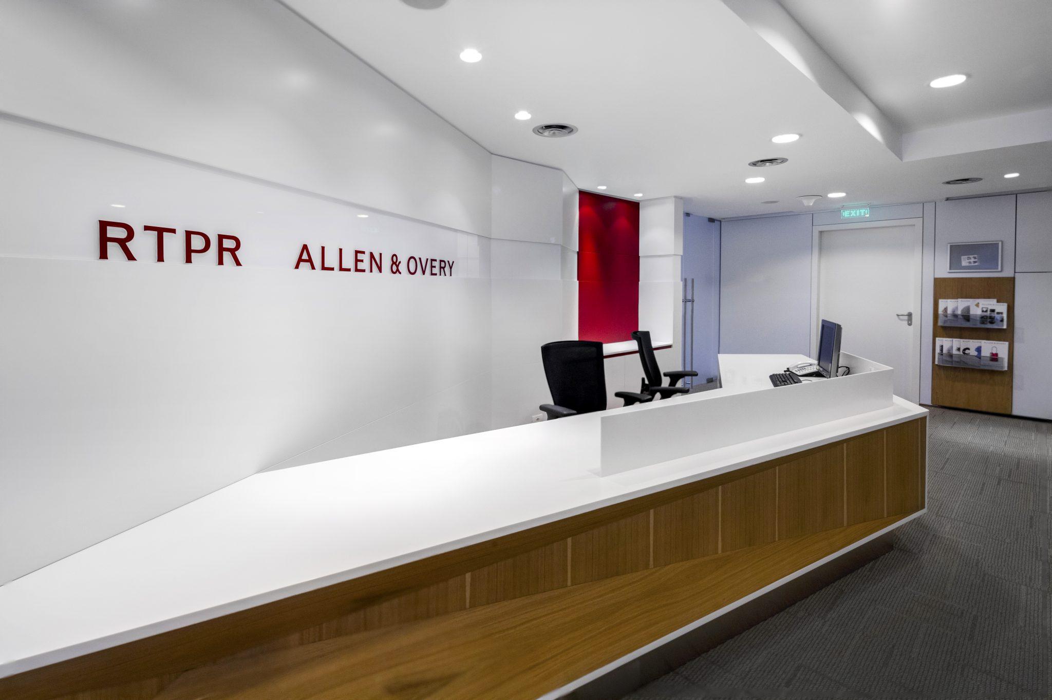 RTPR Allen & Overy din nou în topul clasamentului Chambers Global