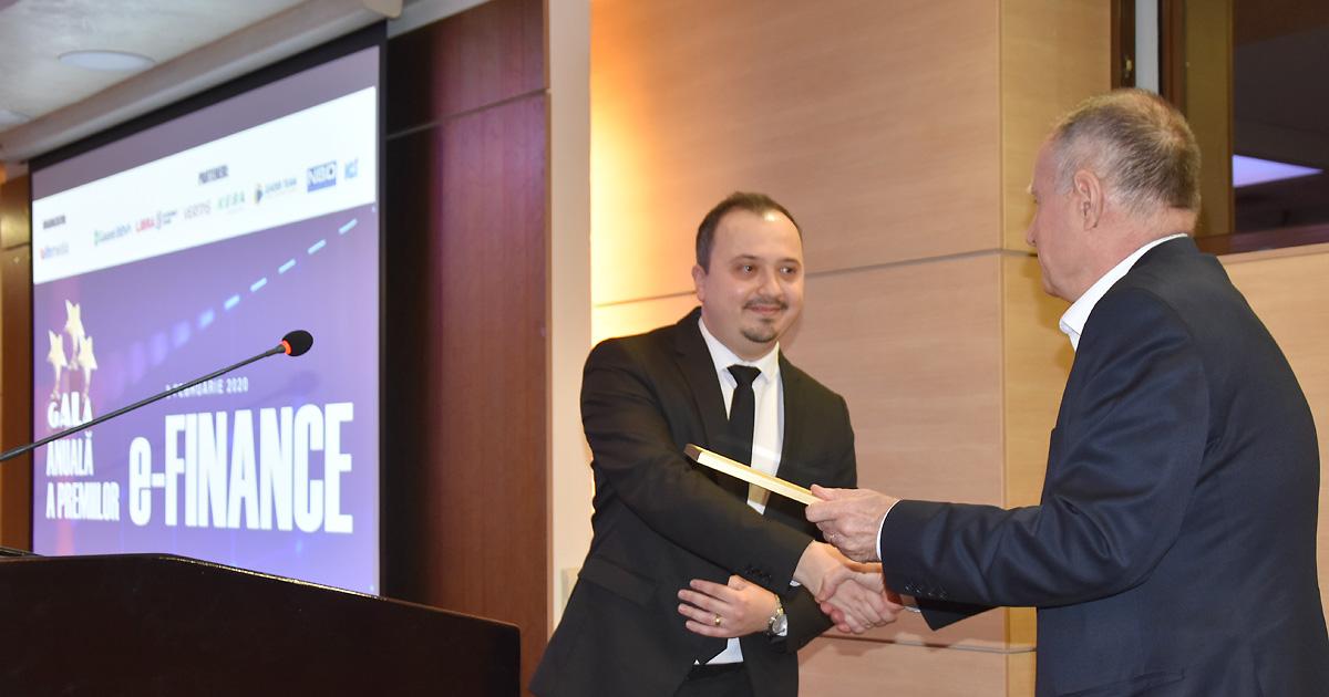 Alpha Bank România premiată la ediţia a XVII-a Galei e-Finance
