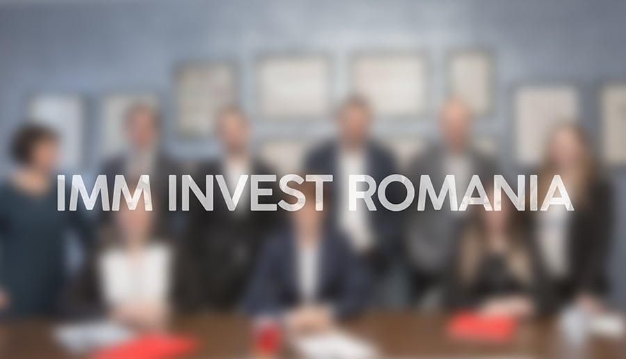 IMM INVEST România reprezintă prioritatea numărul 1 a FNGCIMM şi a finanţatorilor înscrişi în program