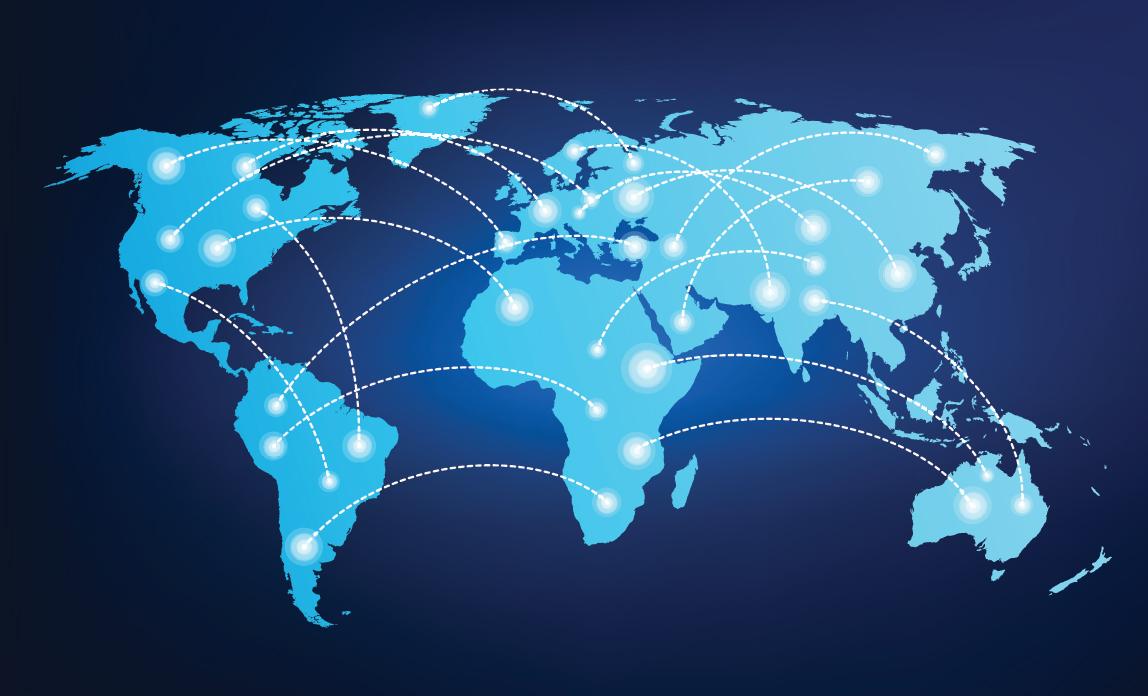Comerțul internațional și industria mondială în scădere în trimestrul I