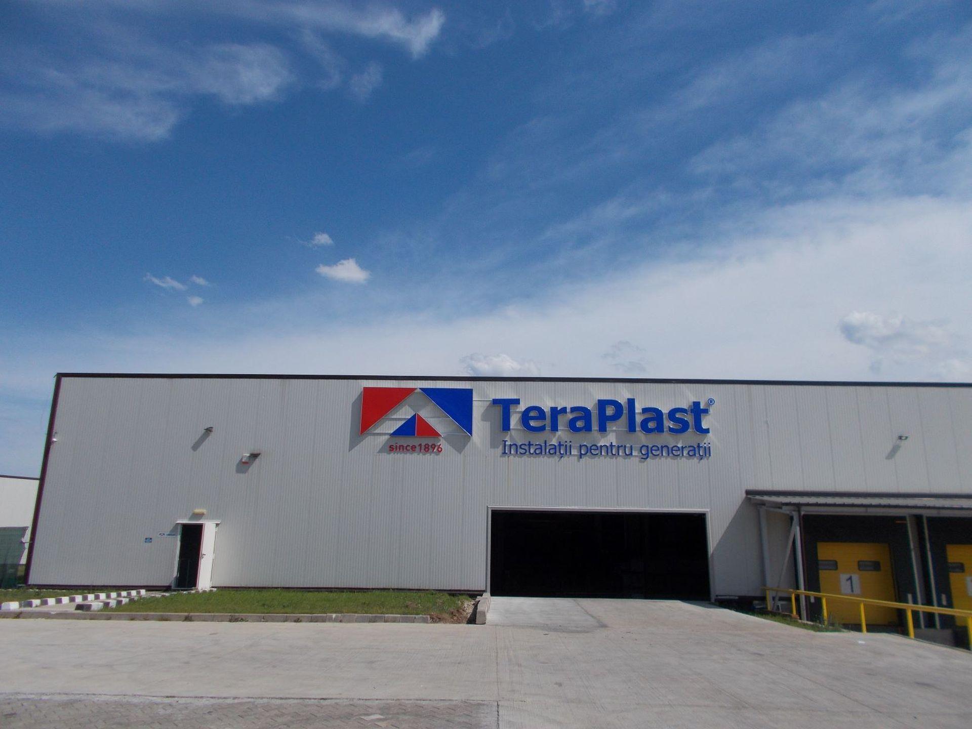 Grupul TeraPlast a primit acordul de finanțare pentru proiectul de investiții în valoare de 7,9 milioane de euro
