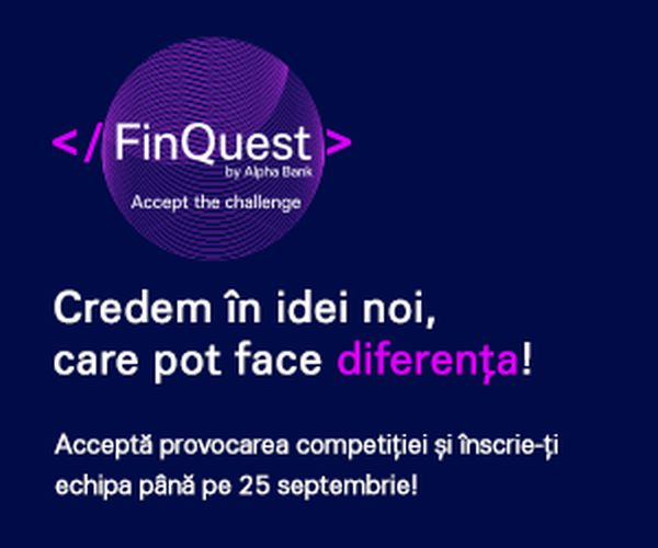 FinQuest by Alpha Bank 2020: concursul de inovare digitală revine