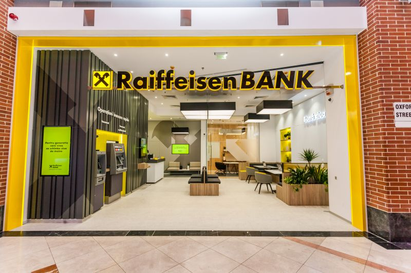 Raiffeisen Bank a pregătit o suită de oferte speciale de Black Friday