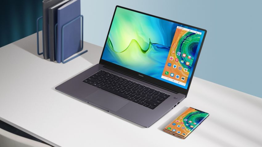 Huawei s-a alăturat programului rabla pentru PC-uri și tablete: HUAWEI MateBook D15, cu Intel® Core™ i3, disponibil de la prețul de 1.999 lei în perioada programului