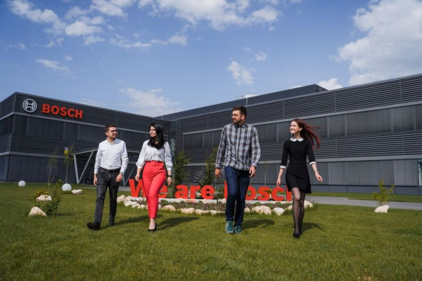 Bosch investește în formarea liderilor și continuă programul Junior Managers (JMP)