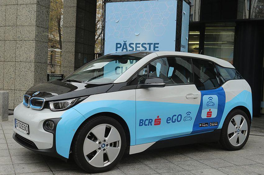 BCR Leasing IFN lansează un produs de leasing auto verde pentru antreprenori, destinat susținerii achiziției de autoturisme electrice și hibrid